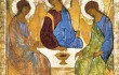 The-Old-Testament-Trinity-by-Andrei-Rublev.-1410s.-Tempera-on-wood.
