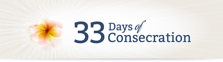33 Days of Consecration