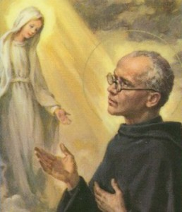 Week 2: St. Maximillian Kolbe