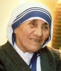 Week 3: Blessed Mother Teresa