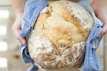 """I am the living bread that came down from heaven"""" (John 6:51"""